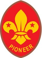 Pioneer badge image