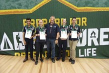 Australian Scout Medallion Presentation November 2017 3