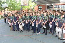 Australian Scout Medallion Presentation November 2017 7