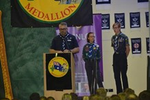 Australian Scout Medallion Presentation November 2017 8