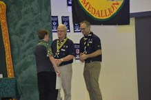 Australian Scout Medallion Presentation November 2017 9