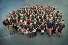 Australian Scout Medallion Presentation November 2017 2