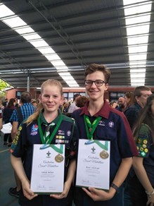 Australian Scout Medallion Presentation November 2017 4