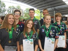 Australian Scout Medallion Presentation November 2017 5
