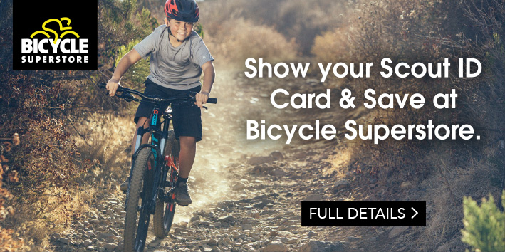 New Scout ID partner - Bicycle Superstore! | Scouts Victoria