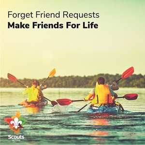 Forget Friend Requests Make Friends For Life